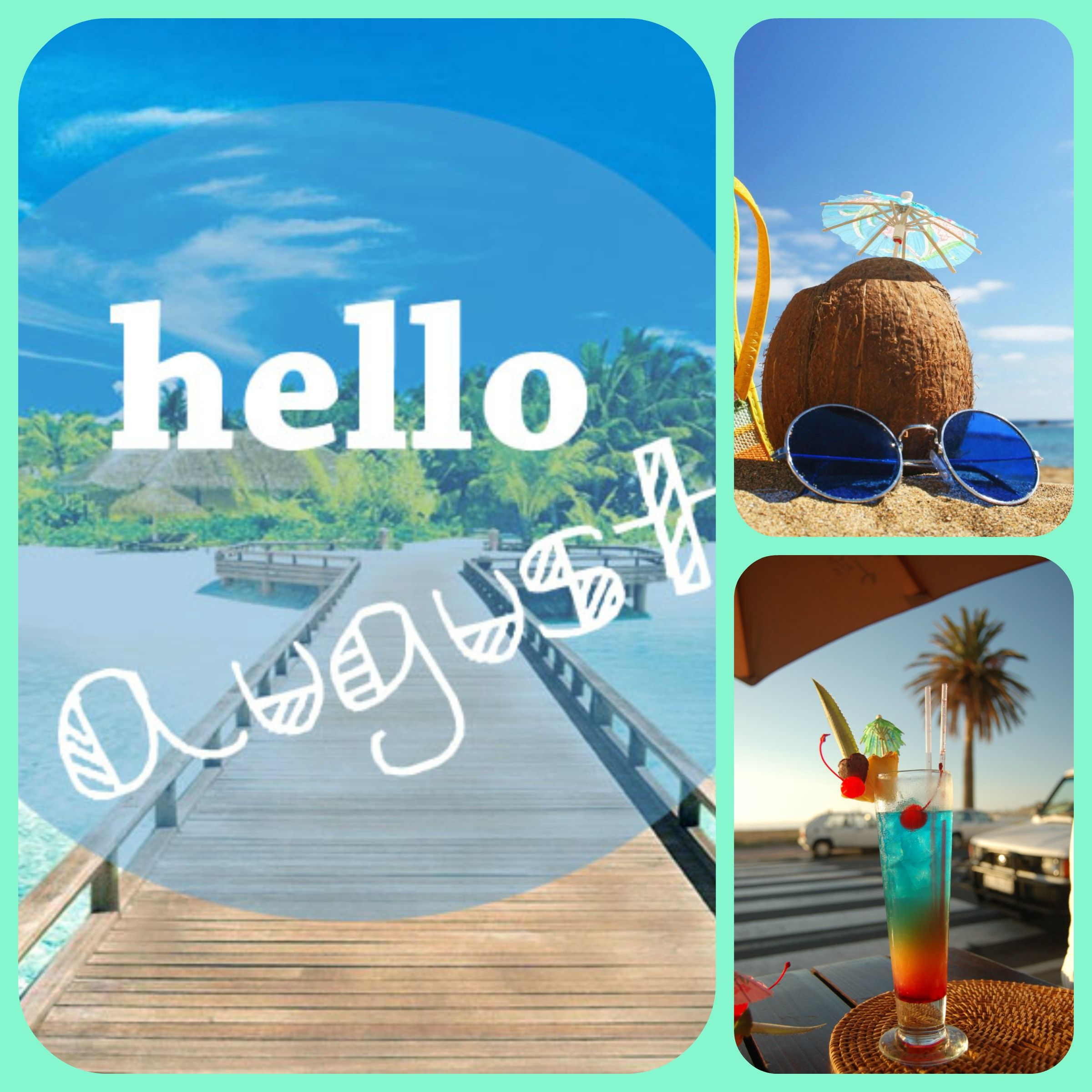 Hello August   Perfect Month For Travel And Vacations! #HelloAugust #travel  #vacation