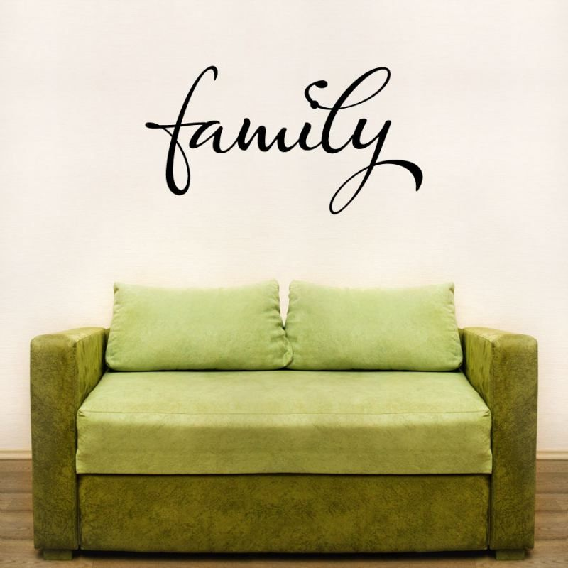 Family Wall Art Decals, 900x900 in 106.2KB | Party Decoration Ideas ...