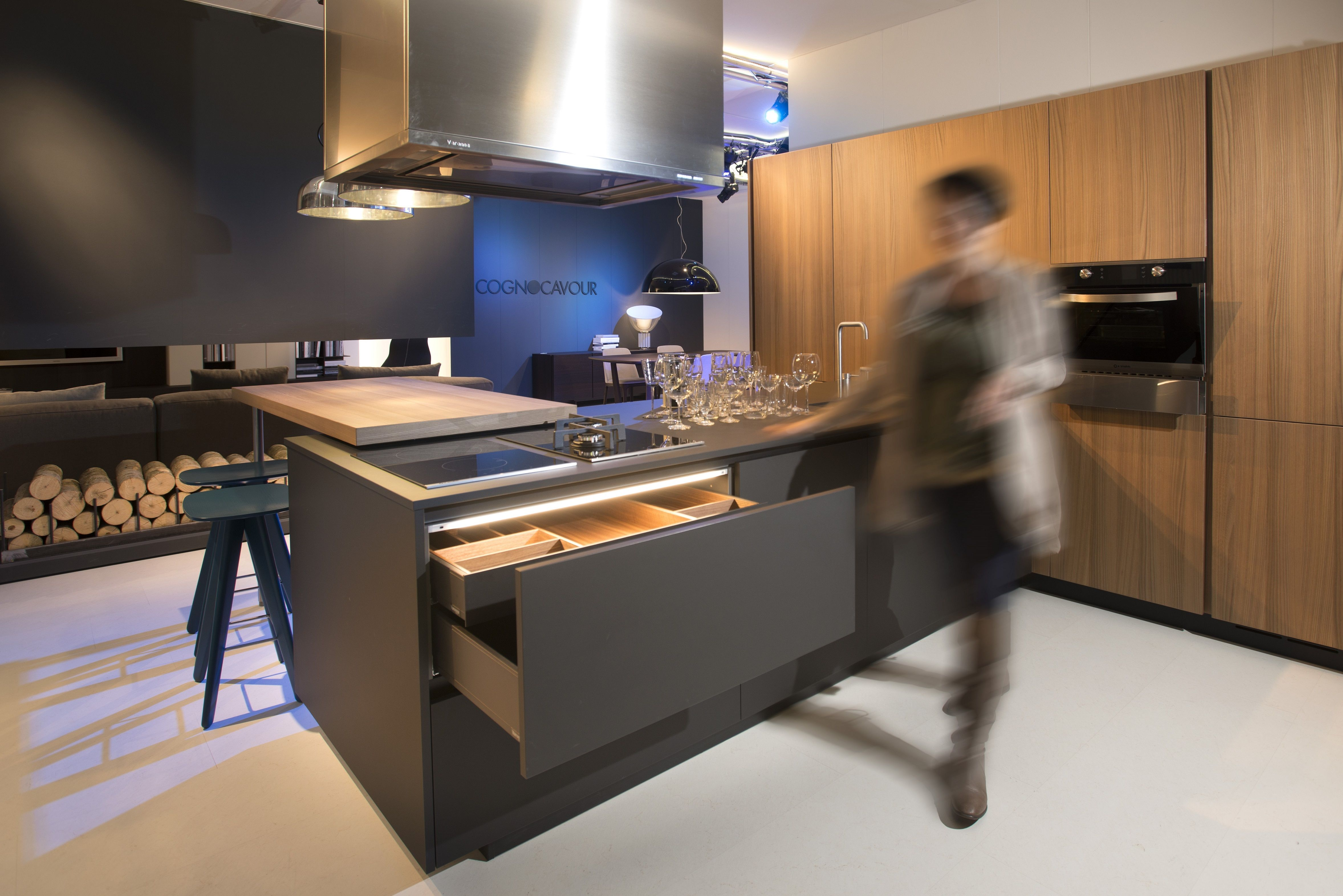 Contemporary Kitchen Styles Contemporary Kitchen Design Style With Fenix Ntm Surfaces Looks
