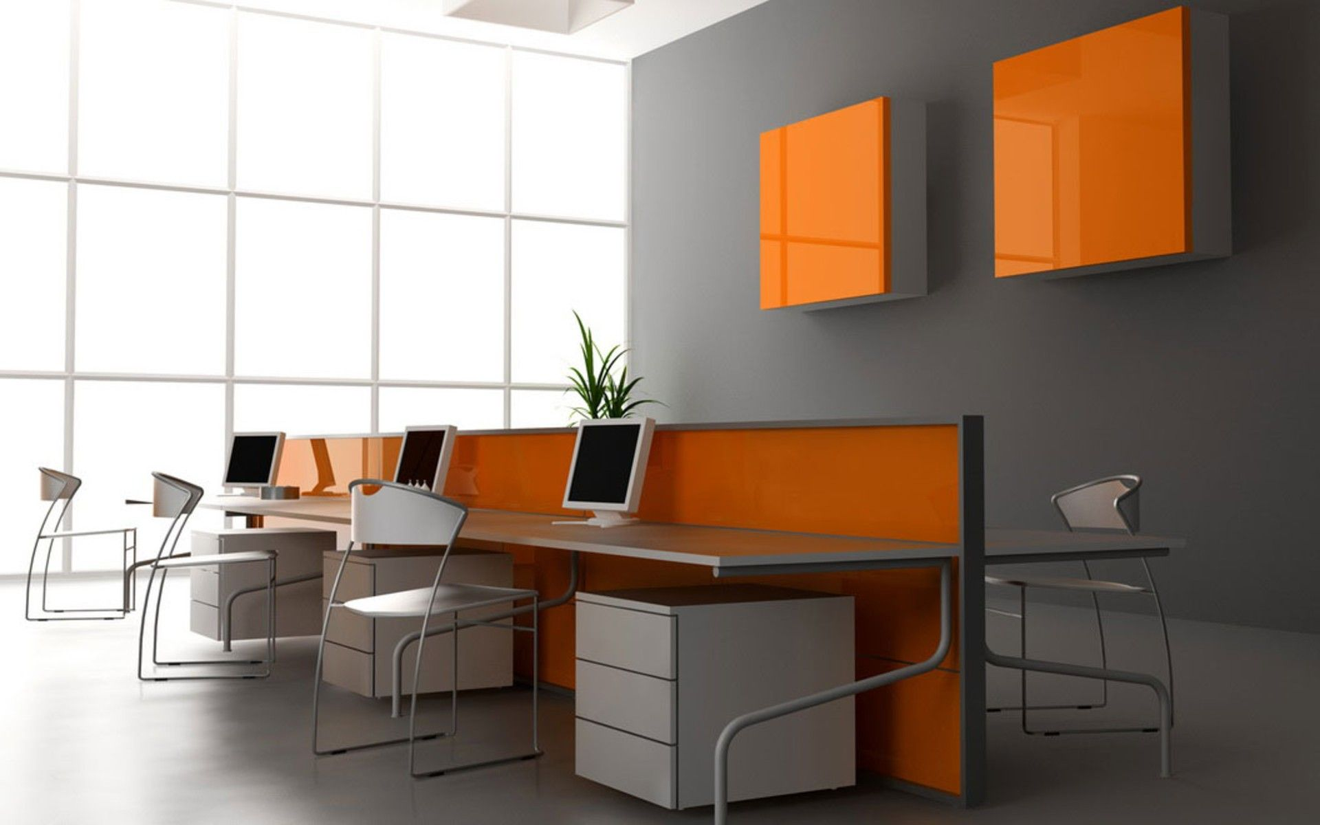 Hire us for best office paint in gurgaon