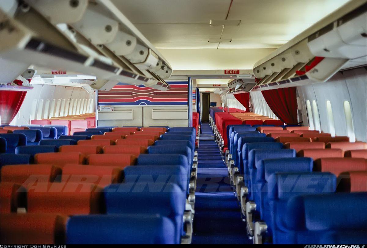 Boeing 747-121 - Pan American World Airways - Pan Am | Aviation ...