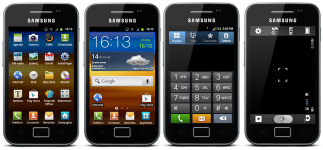 Official Gingerbread 2 3 6 XXMH1 Firmware Update for Galaxy