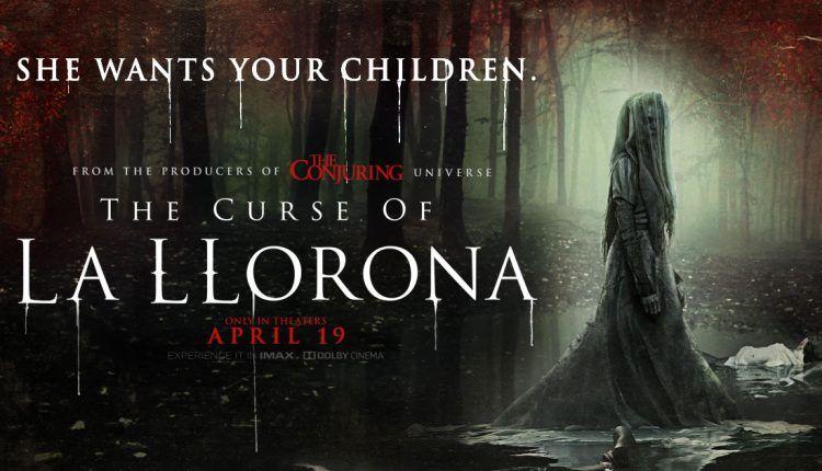 The Curse Of La Llorona Is A Spinoff To The Conjuring La Llorona Llorona Weeping Woman