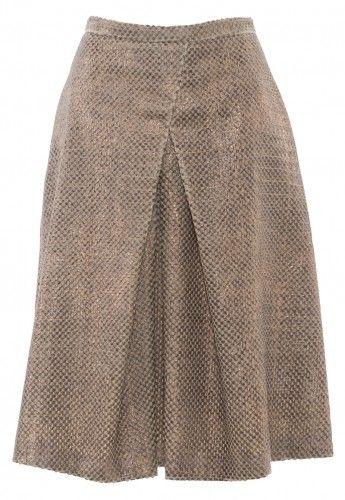 b04af5752 Burda Style Moda - Escala de grises   Mercedesgonzfer   Faldas ...