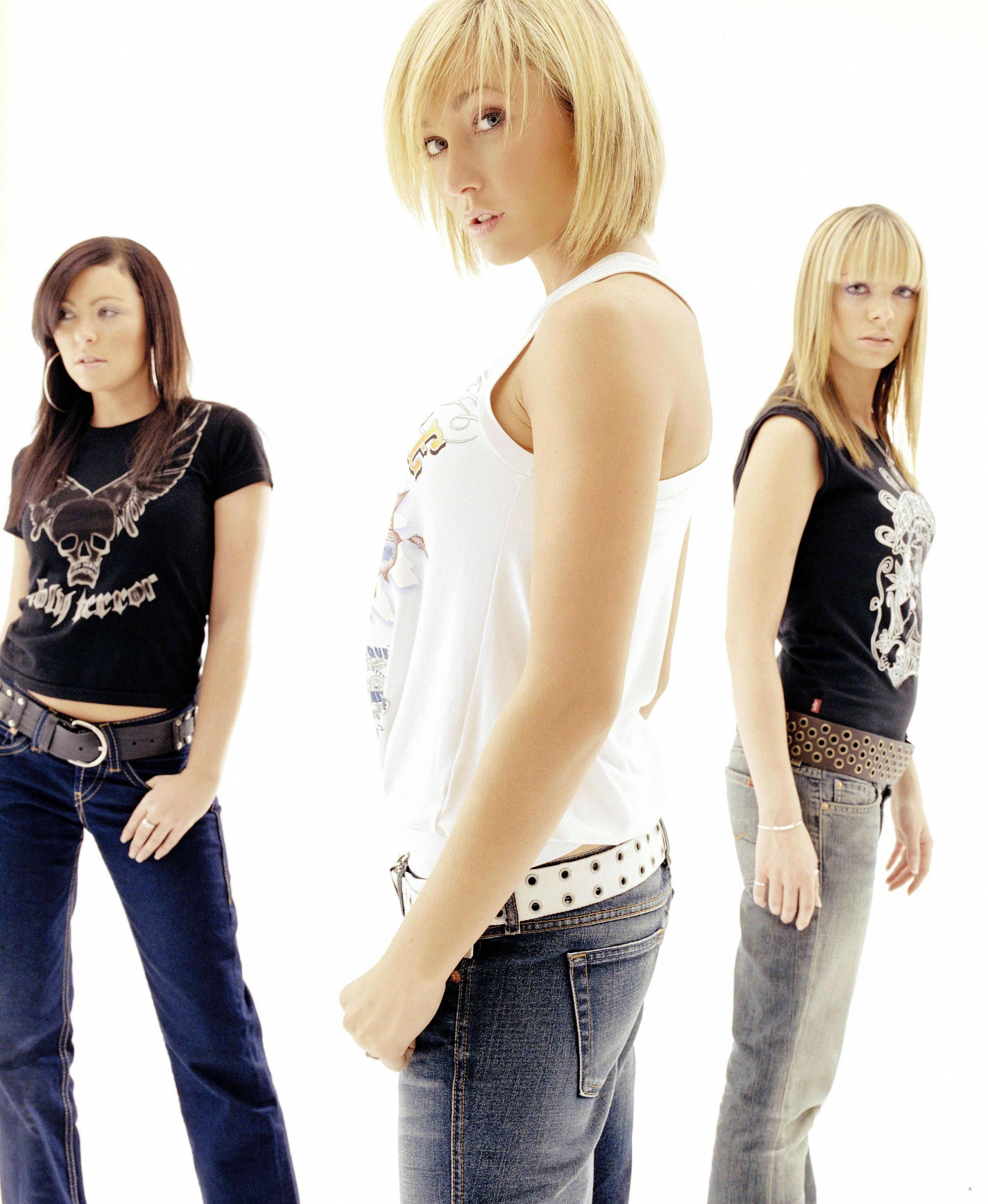 Atomic Kitten Atomickitten Atomic Kitten Underrated Artists Spice Girls