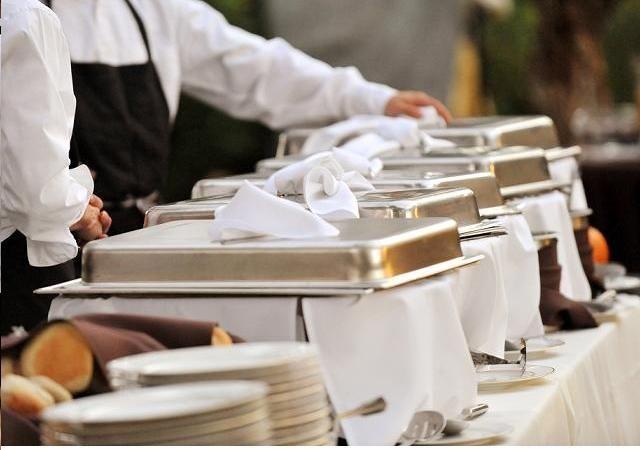 Chafing Dish Presentation