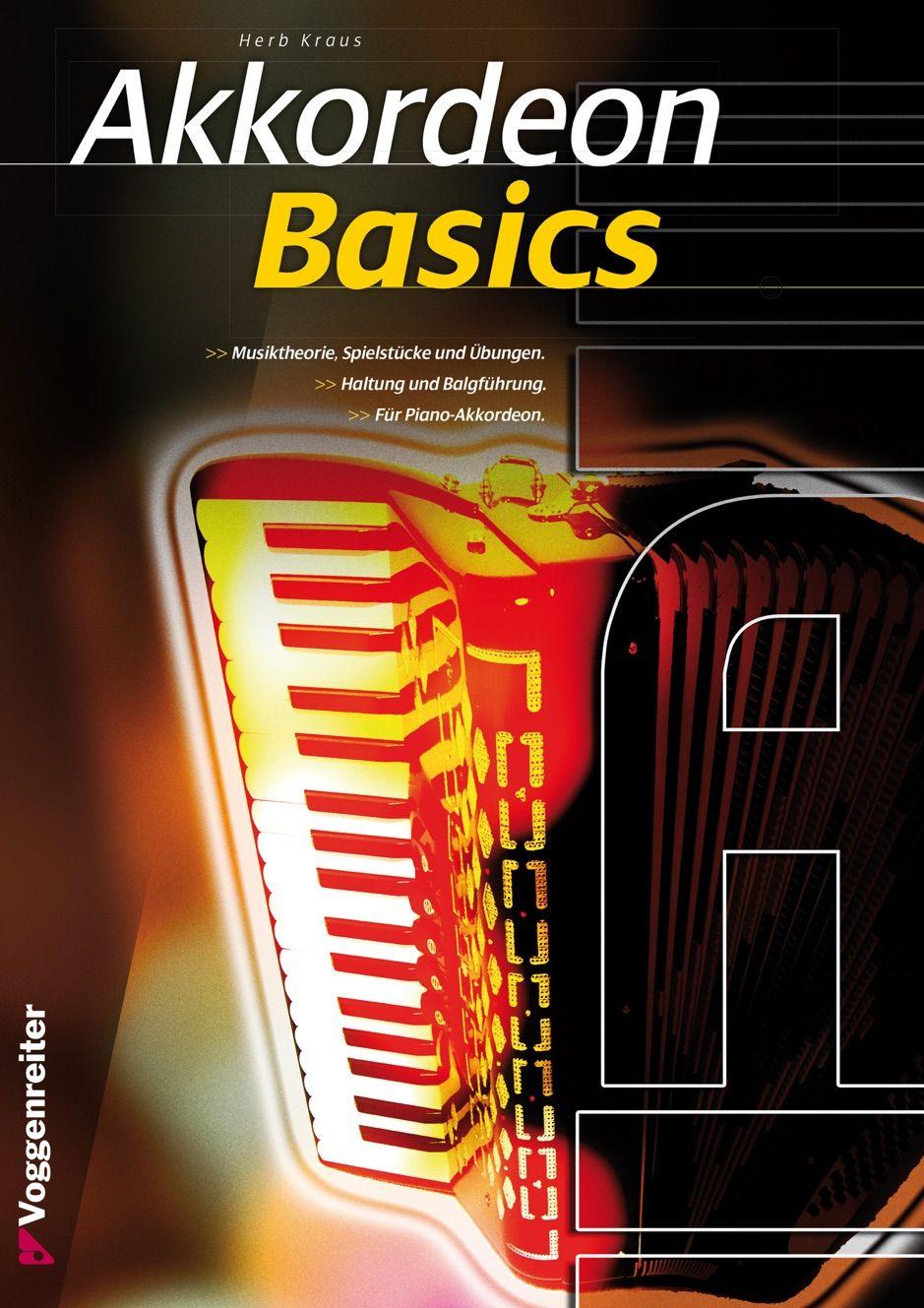 ?Akkordeon Basics , Sponsored, Basics, books,