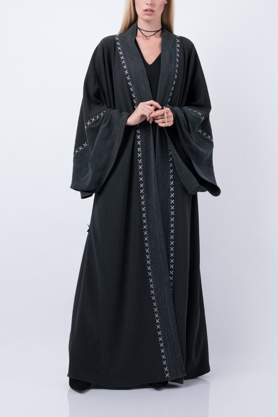 5b9e4adfff Abaya by Moonlight witches robes wizarding style witch fashion
