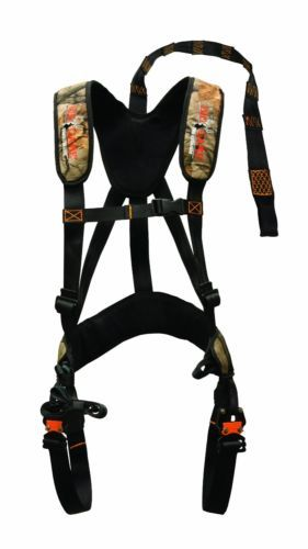 Basic Tree Stand Safety Harness Fall Arrest W Built In