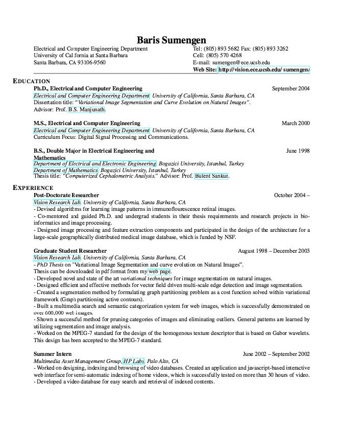 Cephalometric Analysis Resume Sample - http://resumesdesign.com ...