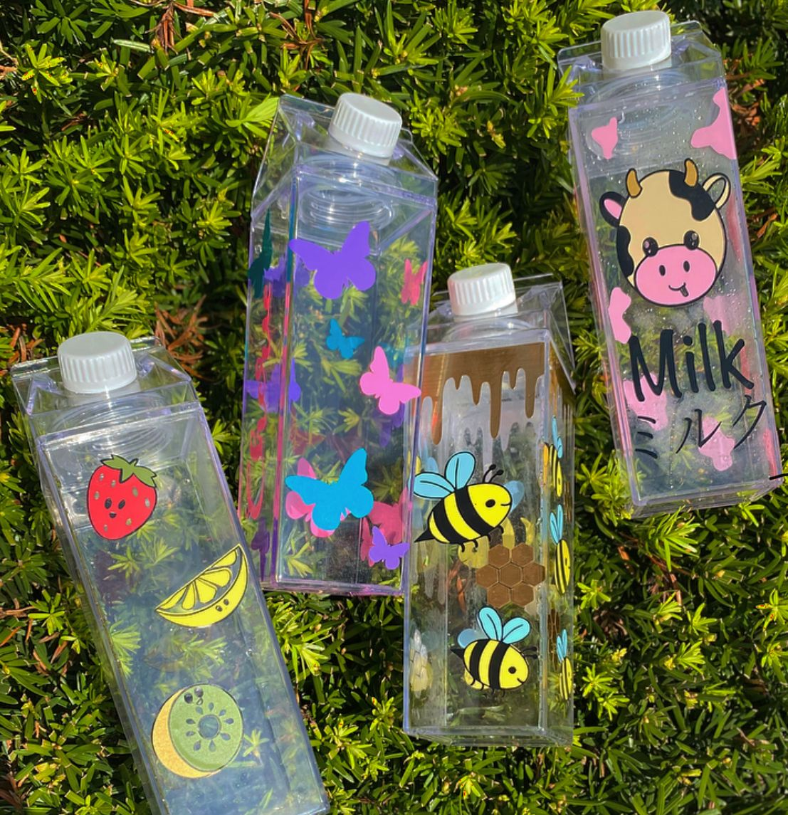 Water Bottle Carton Milk Water Bottle Tiktik Milk Carton Water Bottle,New Milk Water Bottle