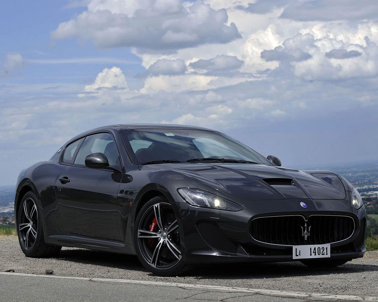Maserati GranTurismo MC Stradale Maserati granturismo