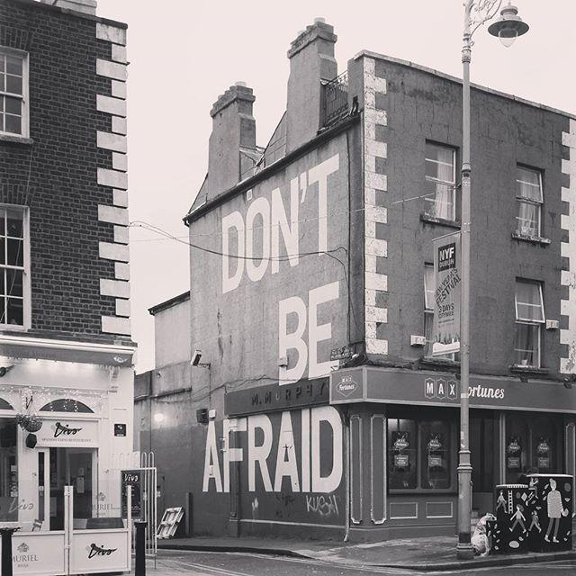 E se der medo, vai com medo mesmo!