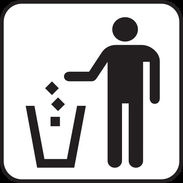 Logo Buang Sampah Pada Tempatnya Google Penelusuran Desain Logo Bisnis Desain Logo Desain Banner