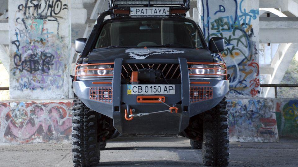 Про машину 2003, 177 л. с., двигатель бензиновый