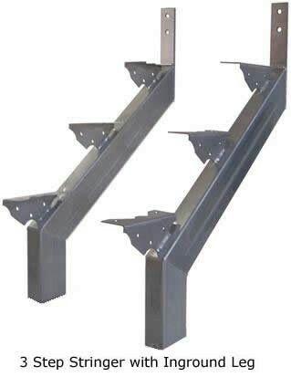 Best Pin By K Sean Karcher On Prefab Future Metal Stairs 400 x 300
