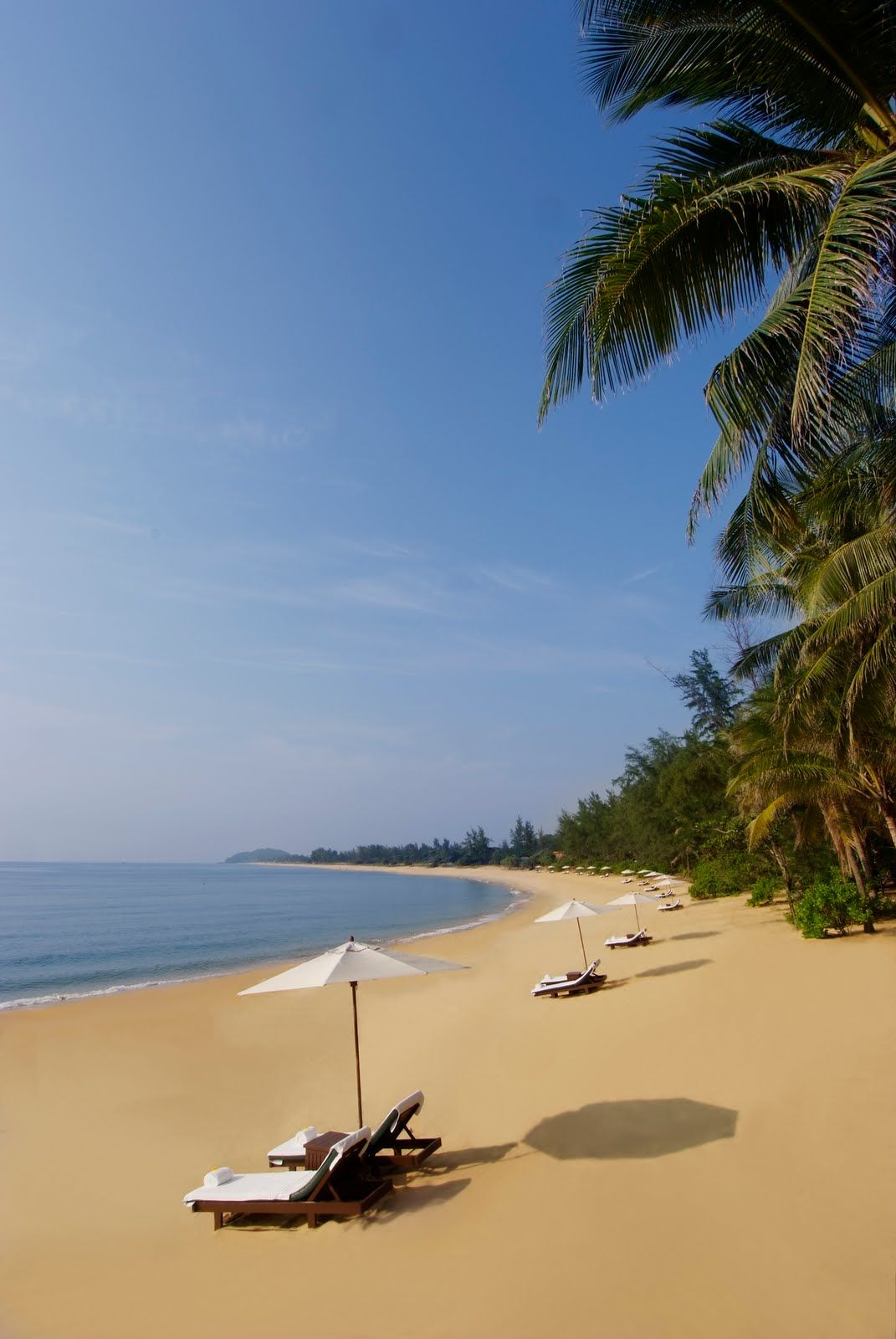 Tanjong Jara Beach Resort.