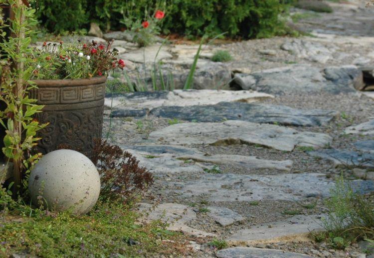 Boule Decorative Pour Jardin A Faire Soi Meme 25 Projets Qui Promettent De La Variete Et De Boule Decorative Faire Jardin Pour Projets Promettent In 2020 With Images