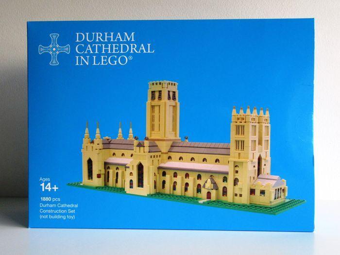 Lego Durham Cathedral Instructions Cerca Con Google Legos