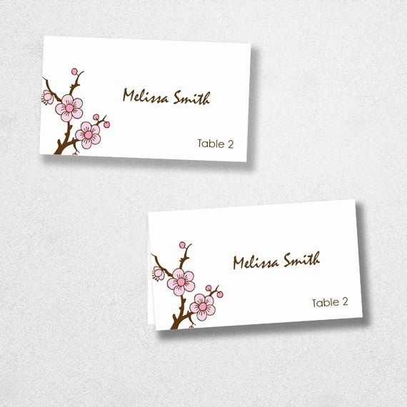 place card template word unique items similar to avery