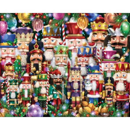 Vermont Christmas Company Nutcracker Suite - 1000 Piece Jigsaw