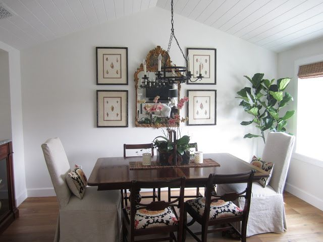classically casual dining before and after - Casual Dining Chandeliers