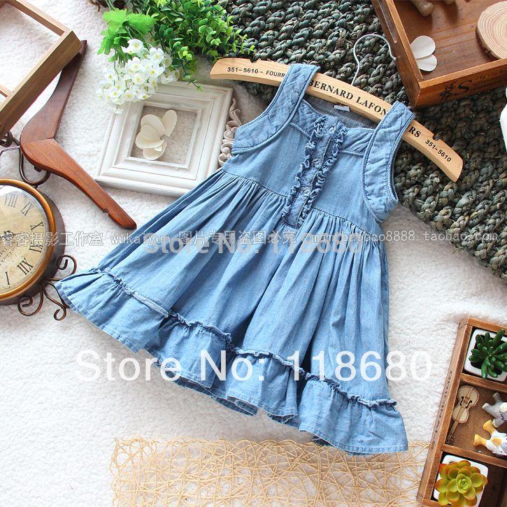 9c6fa94e6c4ce Popular Casual Dresses Kids-Buy Cheap Casual Dresses Kids lots ...