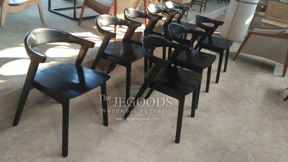 We manufacture and supply chair furniture for private house or commercial use such as hotel, cafe, and restaurant. Available at #wholesale price.   Browse our #furniture collection on www.jeparagoods.com #danishfurniture #jeparafurniture #jeparagoods #vintagefurniture #retrofurniture #hotelchair #cafechair #kursicafe #vintagechair #teakfurniture #teakchair  #scandinaviafurniture #retrochair #jegoodsmebel #midcenturyfurniture #indonesiafurniture