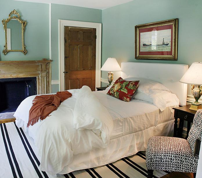 Semplice E Pure Blue Bedroom Design Blue Interior Doors Blue Rooms