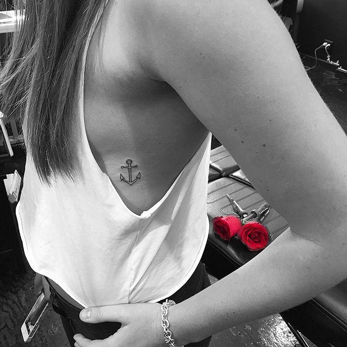 Les tatouages minimalistes de JonBoy - 2Tout2Rien