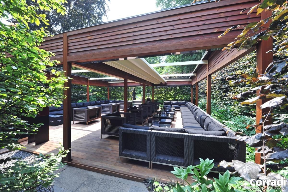 Pergola Designs Upfront-How to Build a Wood Pergola in a Few Simple Steps [  Read More at www.homesthetics.net/build-wood-pergola-simple-steps/ ... - Pergola Designs Upfront-How To Build A Wood Pergola In A Few Simple