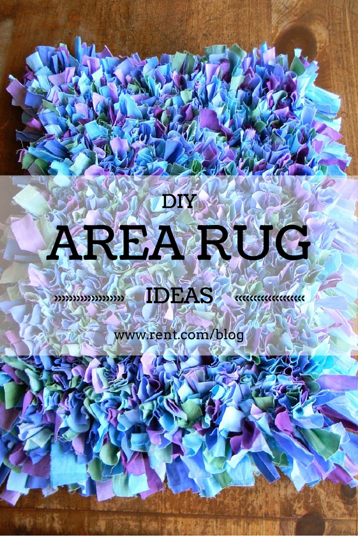 Diy Area Rug Ideas Diy Rug Area Rugs Diy Rag Rug