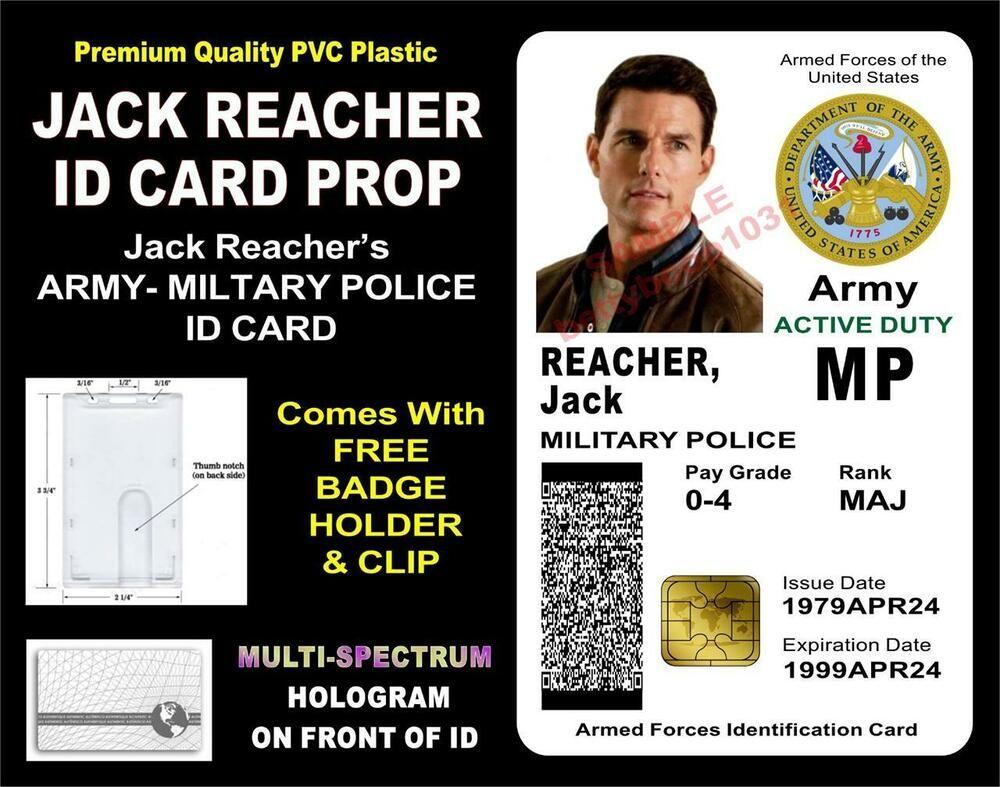 The Awesome Mi6 Id Card Template James Bond 007 Mi5 Id Badge Card Gt Throughout Mi6 Id Card Id Card Template Card Template Best Templates