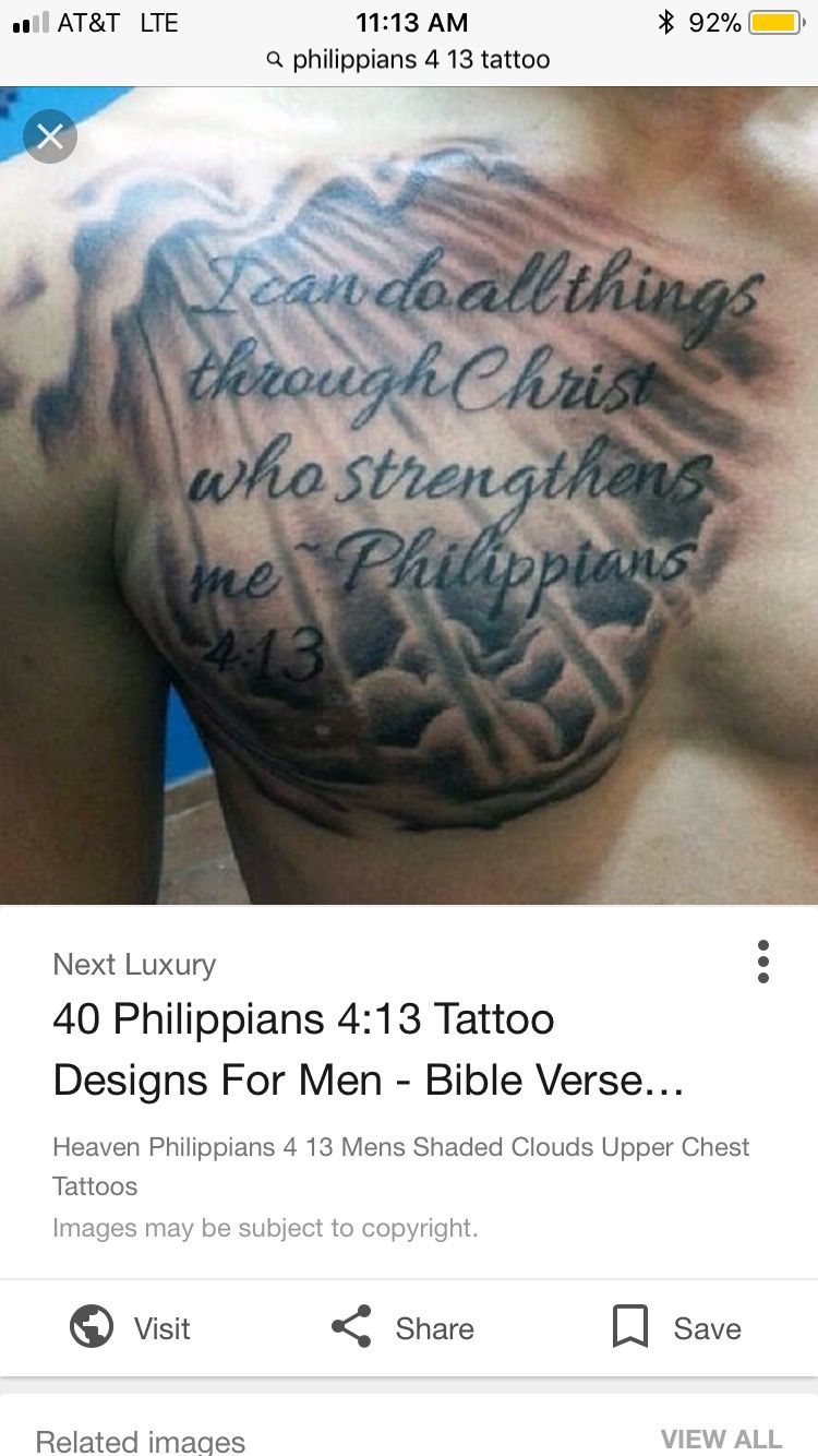 Bible Verse Chest Tattoos For Men : bible, verse, chest, tattoos, Daniel, Thomas, Tattoos, Chest, Tattoo, Images,, Christ, Tattoo,, Verse