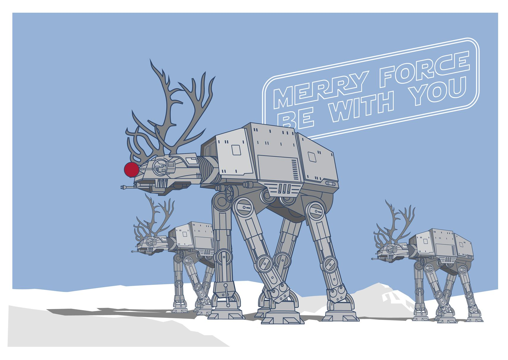 Coolest Star Wars Christmas Art Ever Star Wars Awesome Star