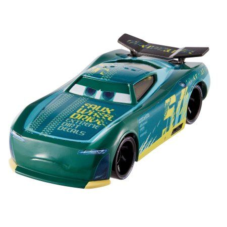 Disney Store Tex Dinoco and Reb Meeker Die Cast Car Set Cars 3 Toys Figures