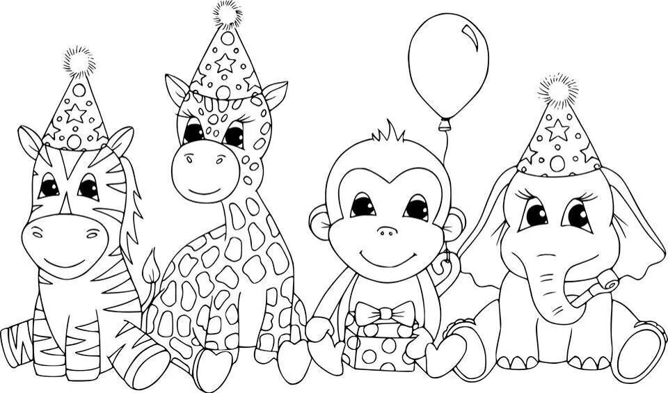 Patron Zoo Animal Coloring Pages Farm Animal Coloring Pages Animal Coloring Pages
