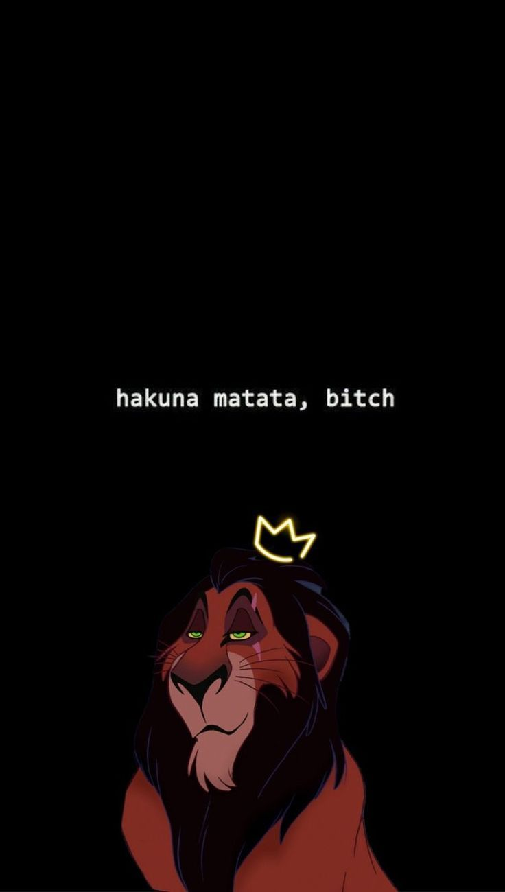 Photo of Disney Lion King Hakuna Matata wallpaper – #de #Disney #Hakuna #Lion #Mat …