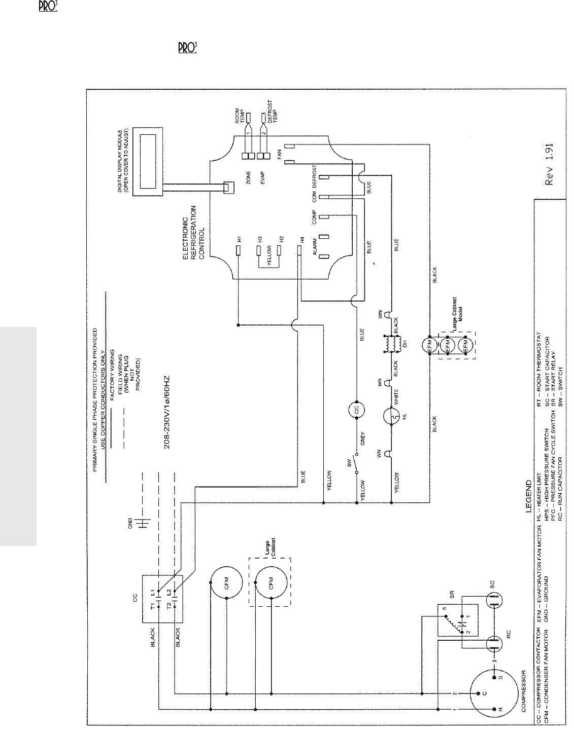 heatcraft evaporator wiring diagram 220 library of wiring diagram in heatcraft evaporator wiring diagram [ 1131 x 1444 Pixel ]