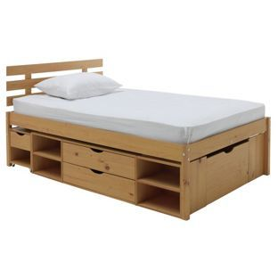 Buy Collection Ultimate Storage II Double Bed Frame at Argos.co.uk visit  sc 1 st  Pinterest & Buy Collection Ultimate Storage II Double Bed Frame at Argos.co.uk ...