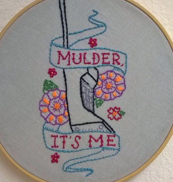 """""""Mulder, it's me."""""""