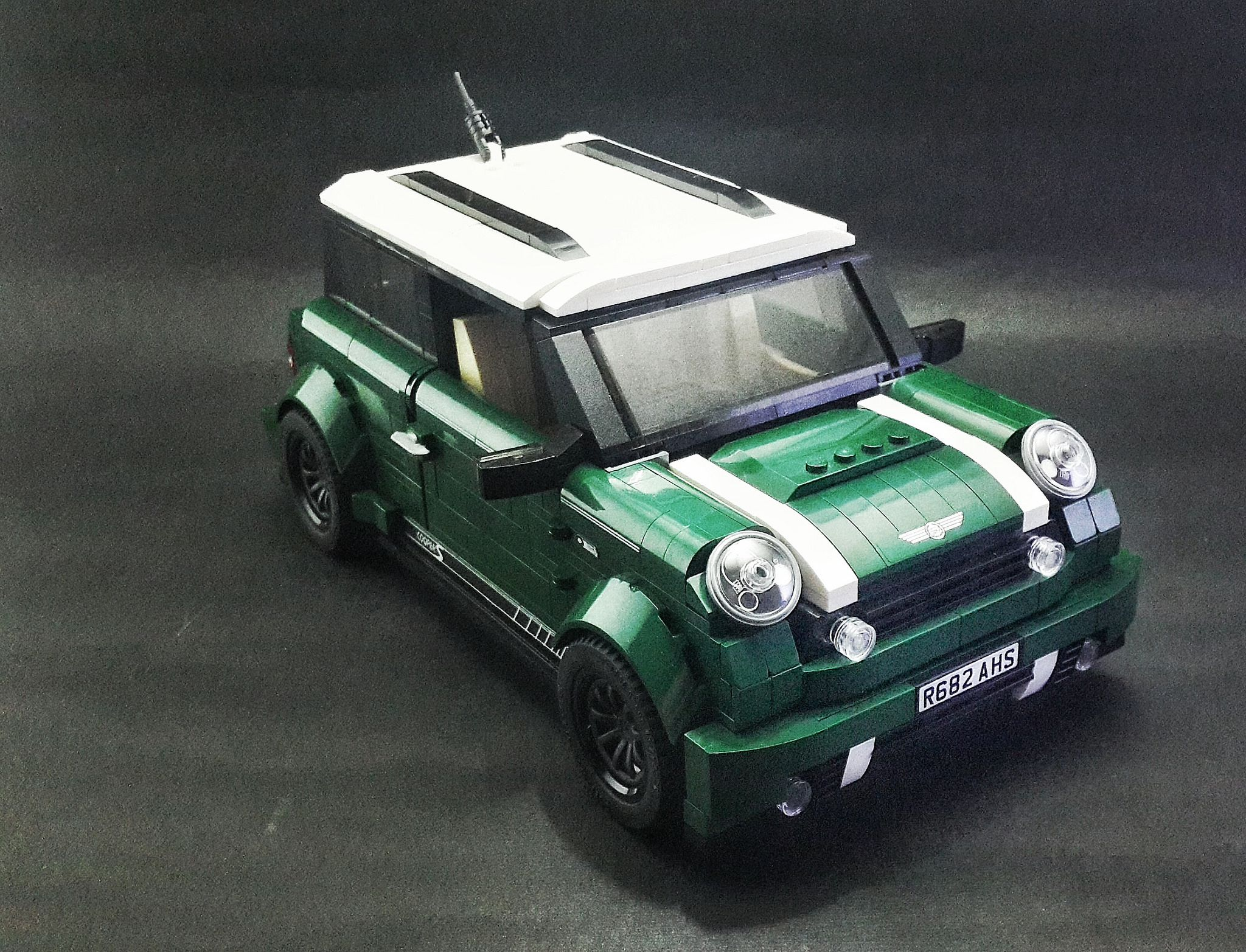 LEGO Bau- & Konstruktionsspielzeug LEGO Creator Mini Cooper Car