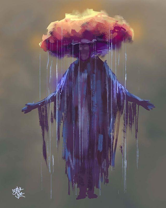 Rainbow Storm - Jack Carrington