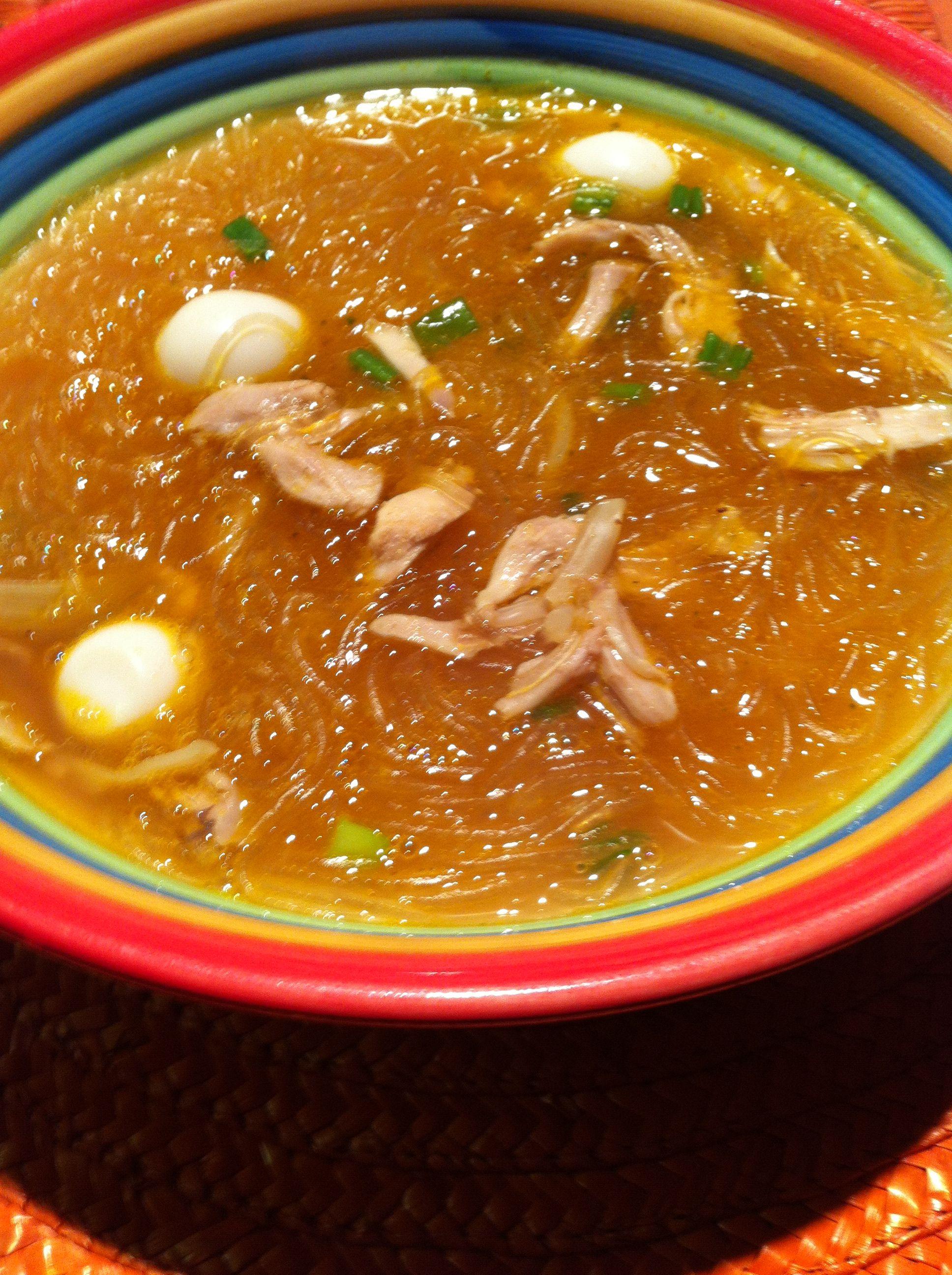 Pinoy Food Recipes - Filipino Dishes : Nilagang Baboy ... |Filipino Soup Dishes