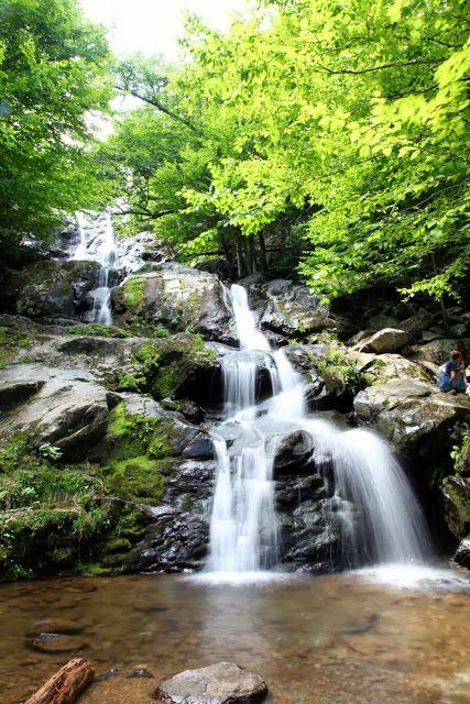 Dark Hollows Trail - Shenandoah National Forest - Day 15