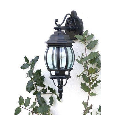 Istria 1 Light Outdoor Wall Light