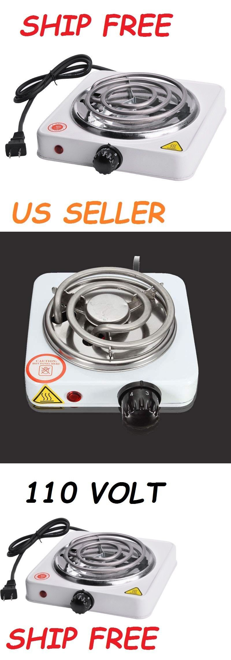 Burners And Hot Plates 177751 Portable Single Electric Burner Hot Plate Stove Dorm Rv Travel Cook Counter Top Buy With Images Hot Plates Single Burner Stove Dorm Style