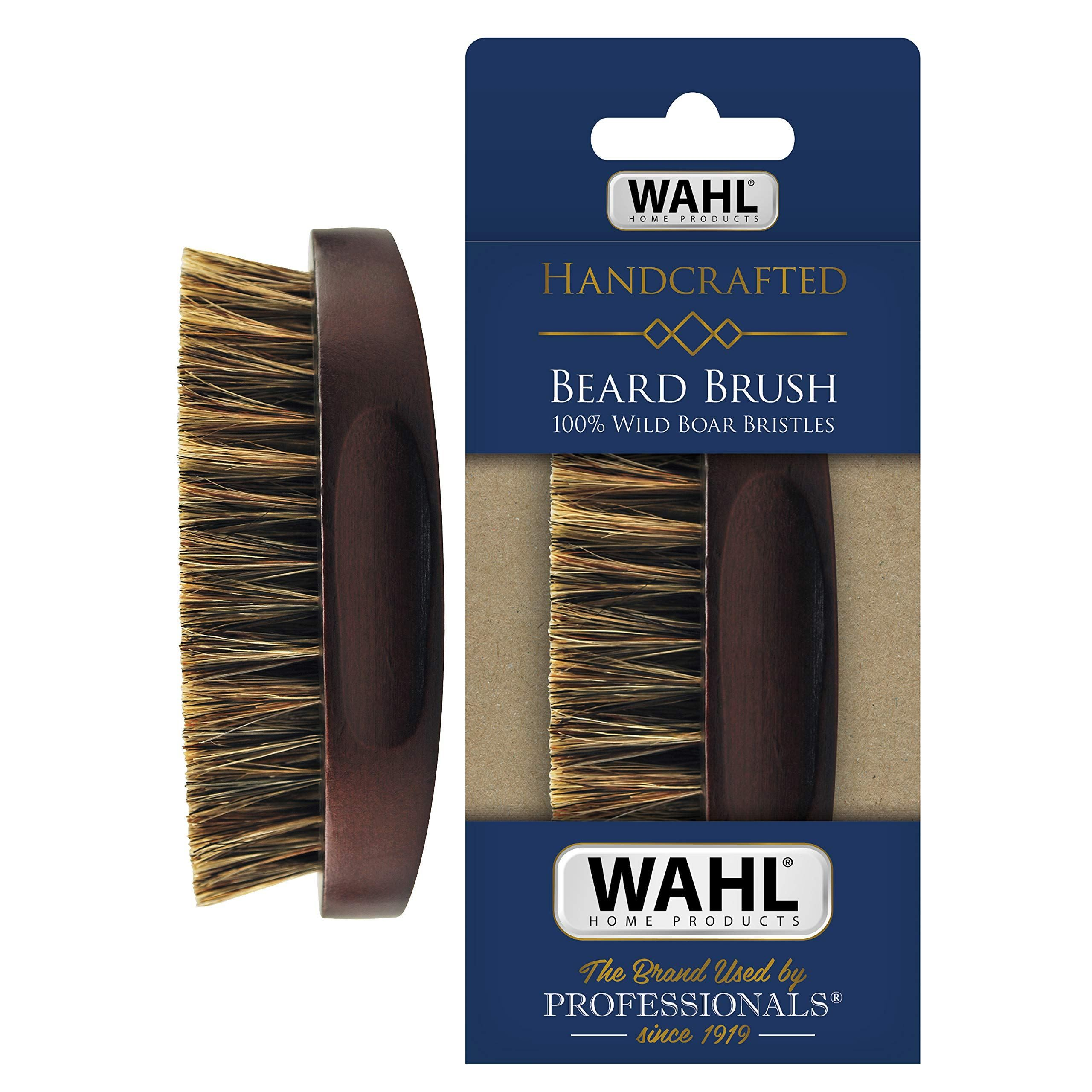 Wahl 100 Boar Bristle Brush, Large Grooming & Styling