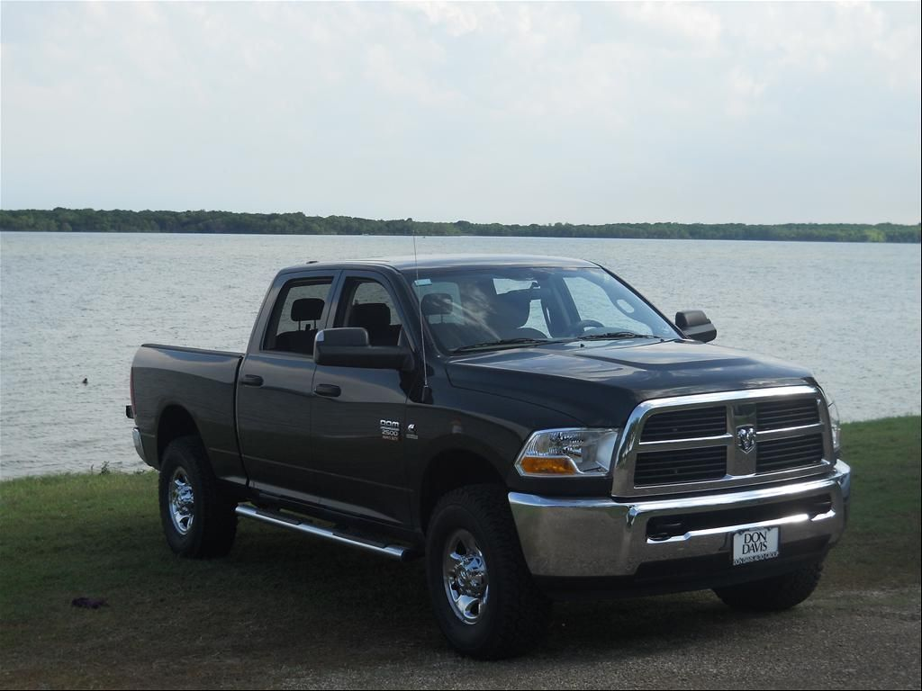 The 2014 ram heavy duty is heavily revised