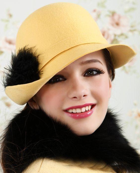 Модные женские шляпы (100+ фото): Осень-Зима 2017-2018 ...